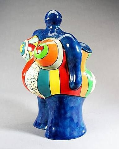 Nicky De Sainte Phalle Nana Kunst Skulpturen Skulpturen Frauenfiguren
