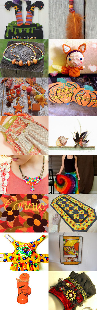 Autumn Fun Around the Gulf Coast by Linda Baze on Etsy--Pinned with TreasuryPin.com