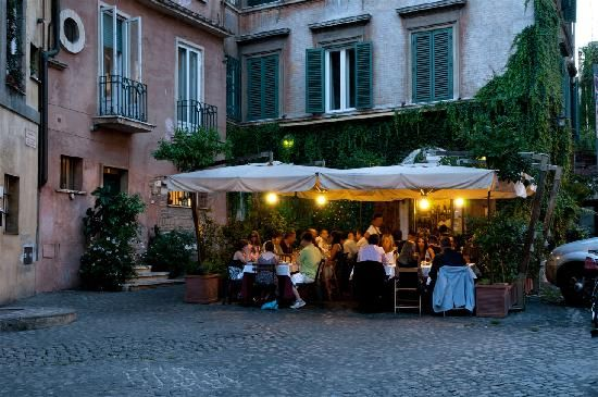 Trattoria Da Teo Rome Italy Travel Most Beautiful Cities