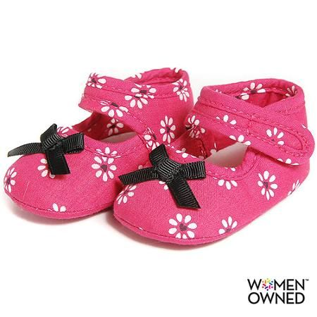 c120364cfe4 Child of Mine by Carters Newborn Baby Girl MJ Slippers