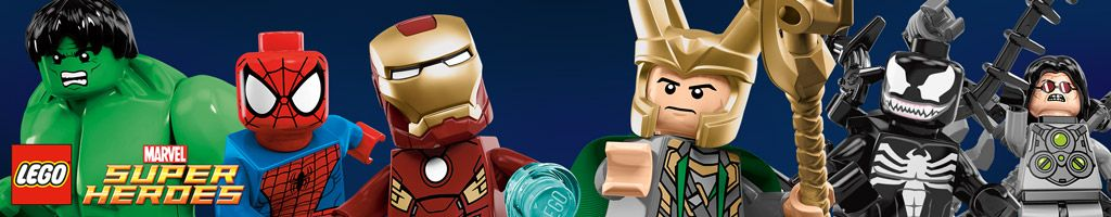 Lego Marvel Hero - Watch 5 Mini Episodes - Spider-Man and Marvel's Super Heroes take on a mischievous Loki and a team of super villains in an all-new LEGO adventure.