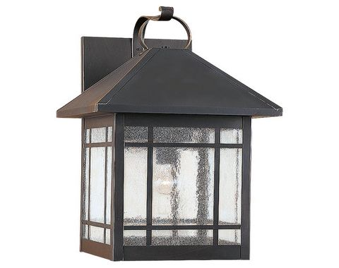 Craftsman Style Outdoor Light Fixtures