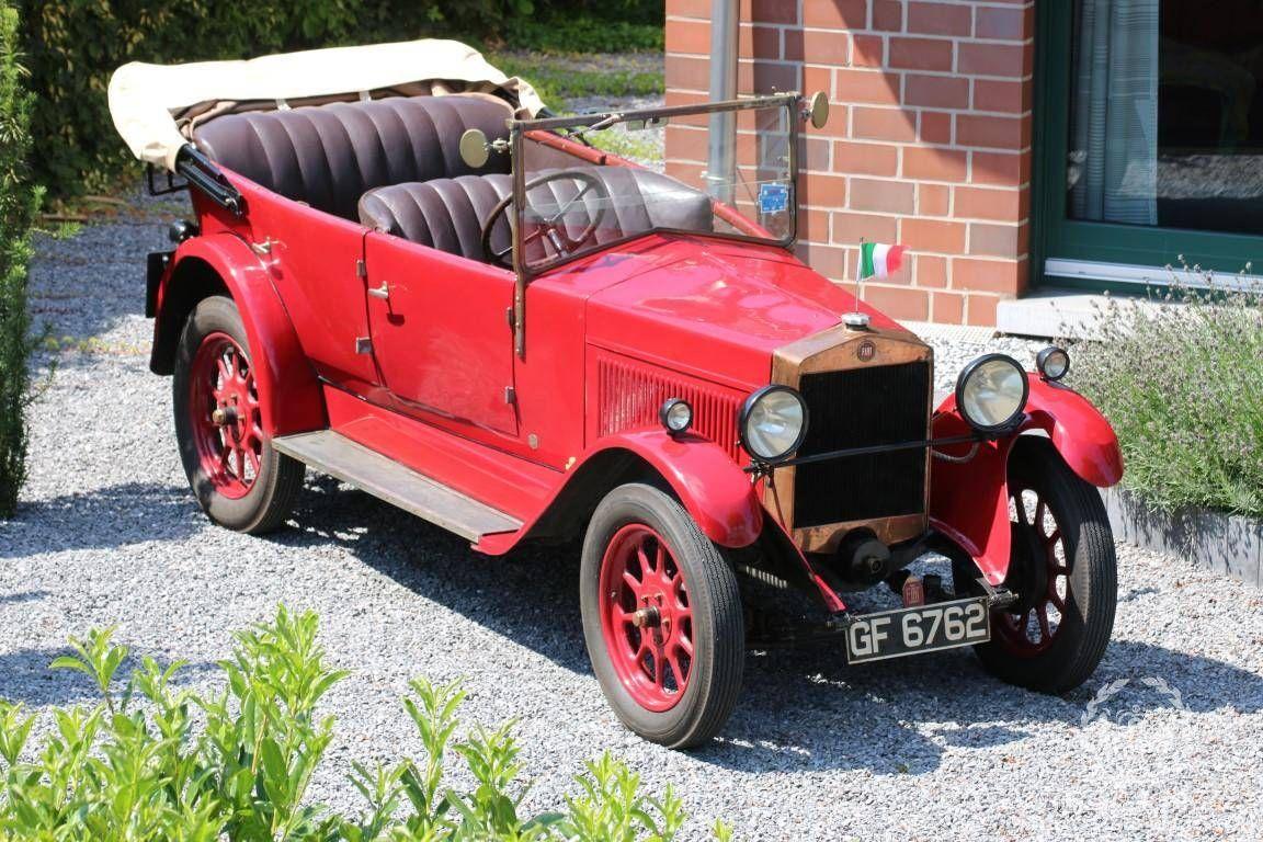 FIAT 509 - Fiat 509 a Tourer 1926 | Prewar Cars | Pinterest | Fiat ...