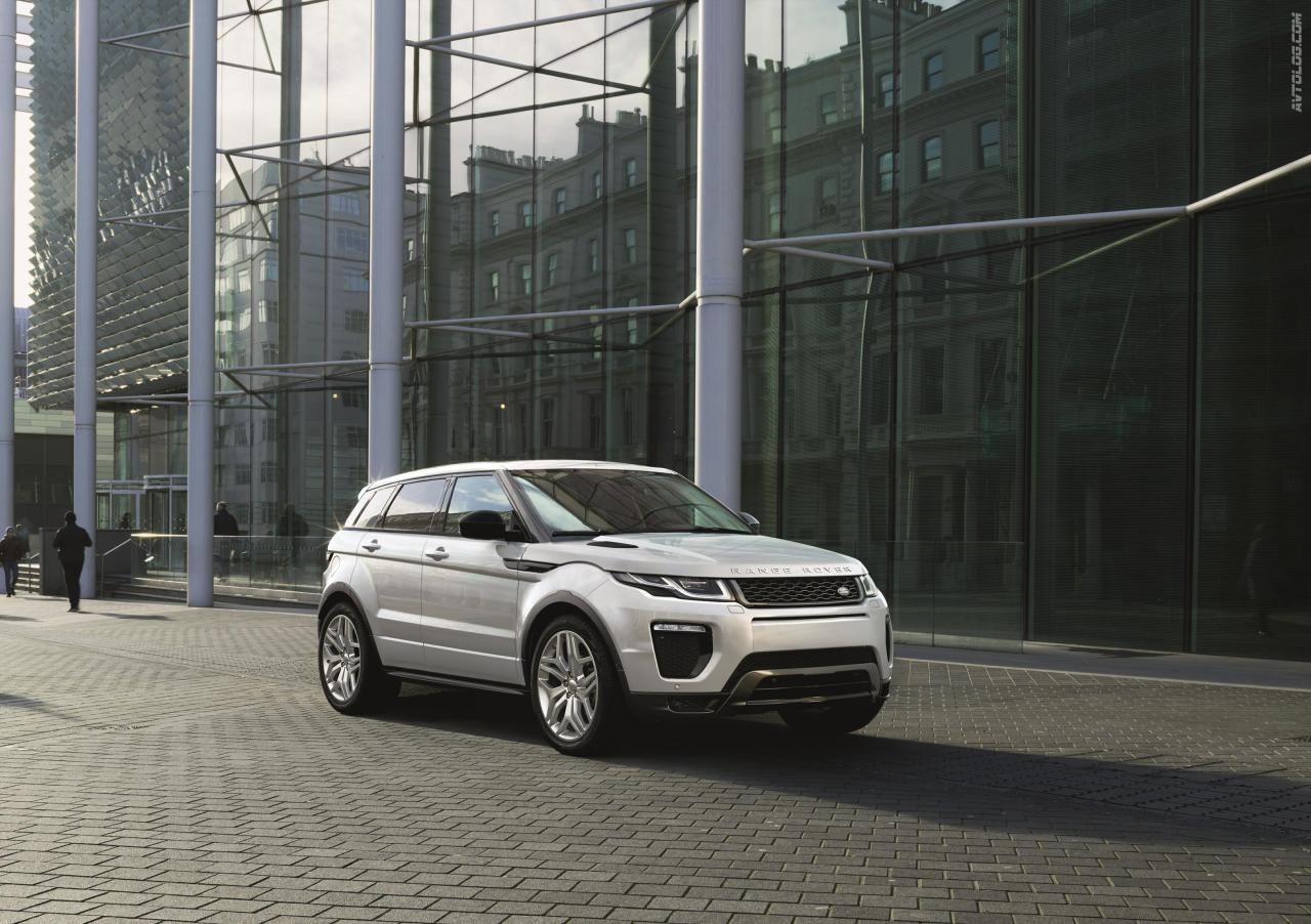 2016 Land Rover Range Rover Evoque Indonesia