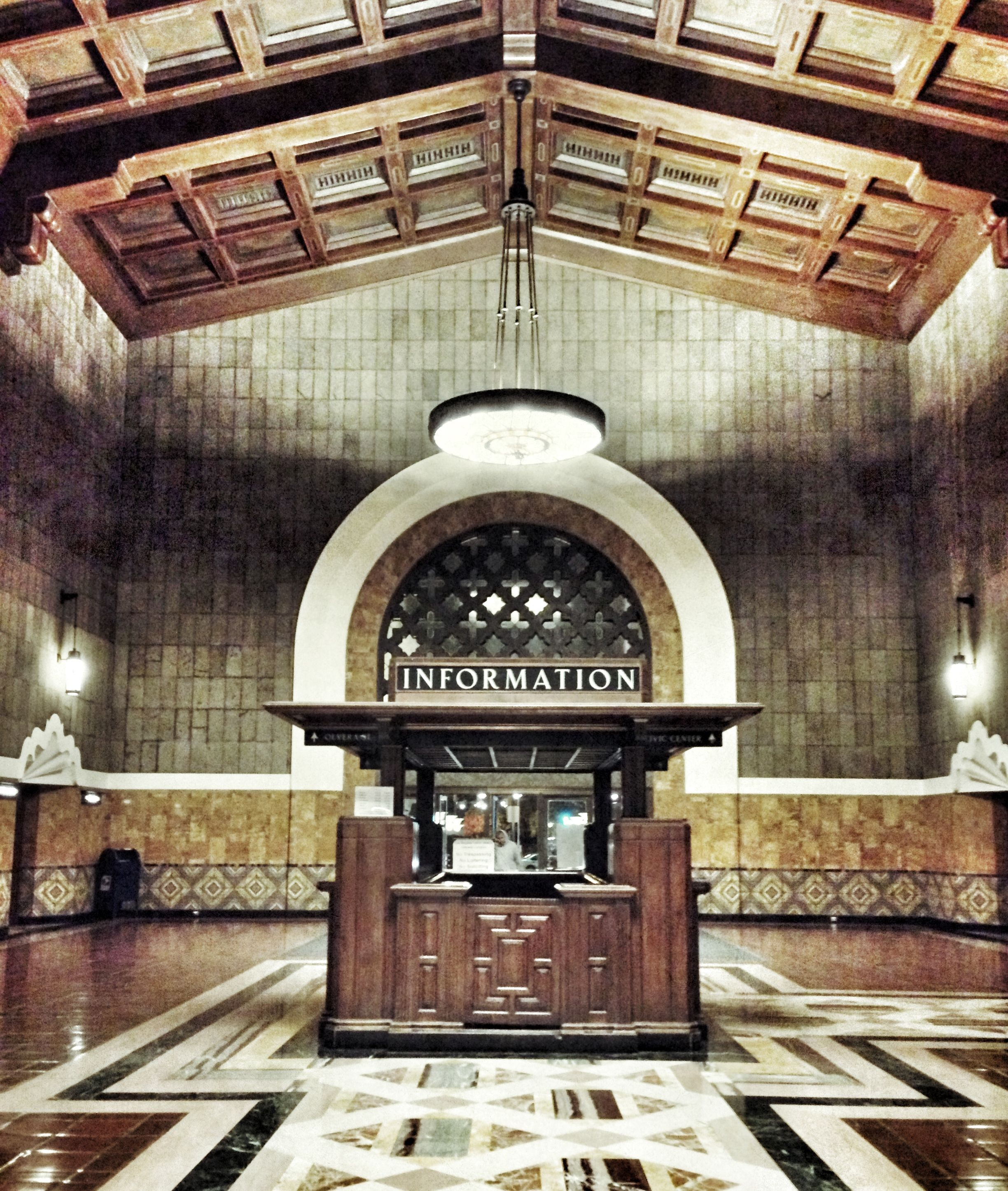 Pin By Allison On California Love Los Angeles Architecture Union Station Vintage Train