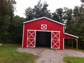 30x40x18 With 10x40 Shed Post Frame Building Www Nationalbarn Com Post Frame Building Pole Barn Diy Pole Barn
