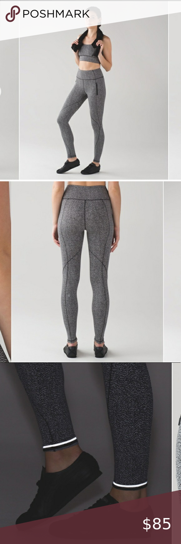 Lululemon Run It Out Luxtreme Leggings Jacquard In 2020 Leggings Are Not Pants Lululemon Pants For Women
