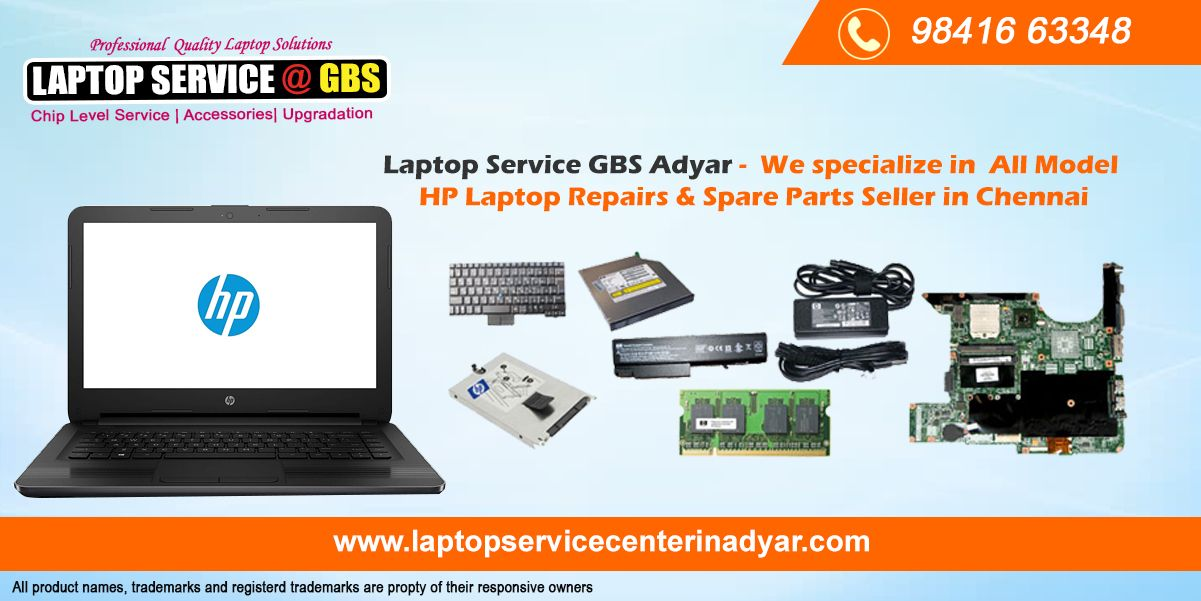 Laptop Service GBS is one of the leading HP Brand Laptops