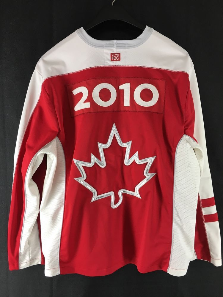 2002 Team Canada Hockey Jersey At The Hockey Hall Of Fame Toronto From The Curators Comments Team Canada Hockey 2002 Winter Olympics Hockey Hall Of Fame