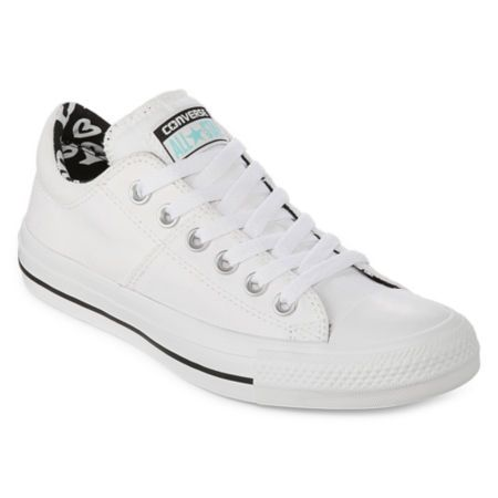 29106e317df2 Converse Chuck Taylor All Star Double Tongue Womens Sneakers - JCPenney