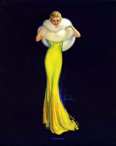 1930's by Rolf Armstrong
