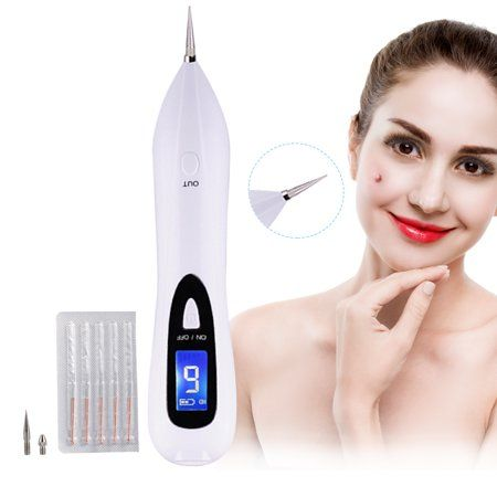 Professional Spot Tattoo Freckle Removal Machine Usb Charging No