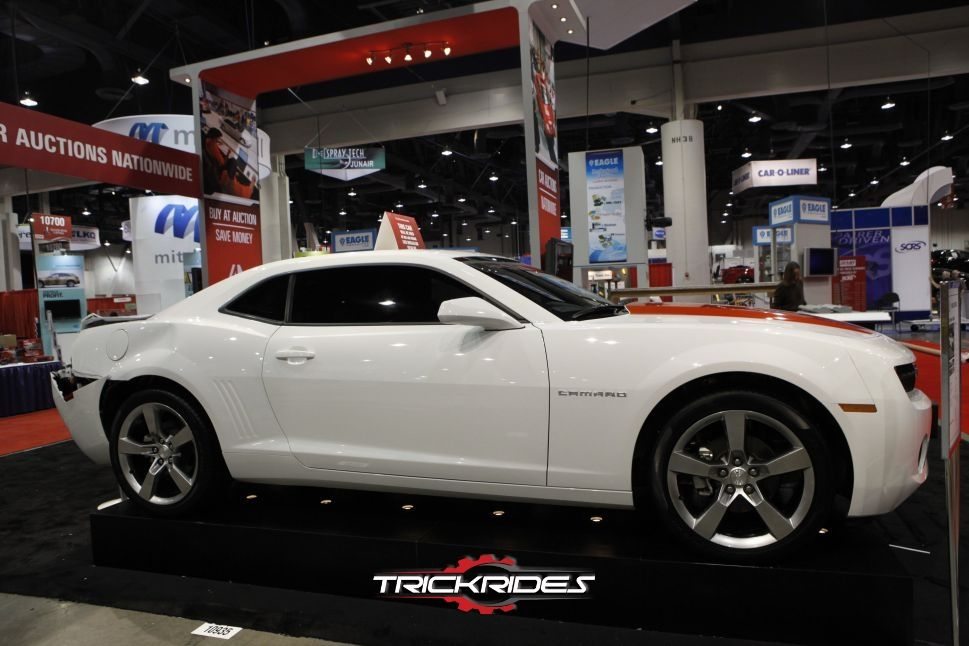 2011 Chevrolet Camaro By Insurance Auto Auctions Inc At Sema