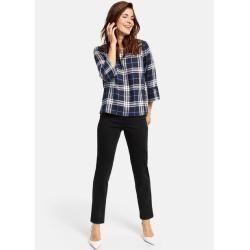 Photo of Gerry Weber 5-Pocket Jeans Straight Fit Dunkelblaue Jeans Damen Gerry Weber