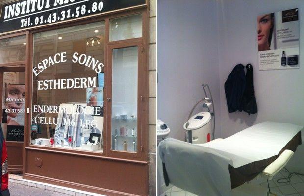 INSTITUT MICHELINE / En plein cœur du 5ème arrondissement de Paris, venez découvrir dans l'Institut Micheline un véritable havre de paix spécialiste de la beauté de votre peau.