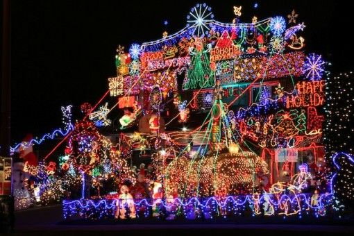 Toronto S Coolest Christmas Lights Christmas Lights Outside Christmas Decorations For The Home Best Christmas Lights