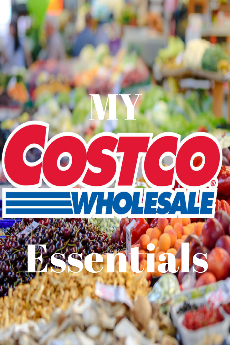 Costco is my goto grocery store because I can buy