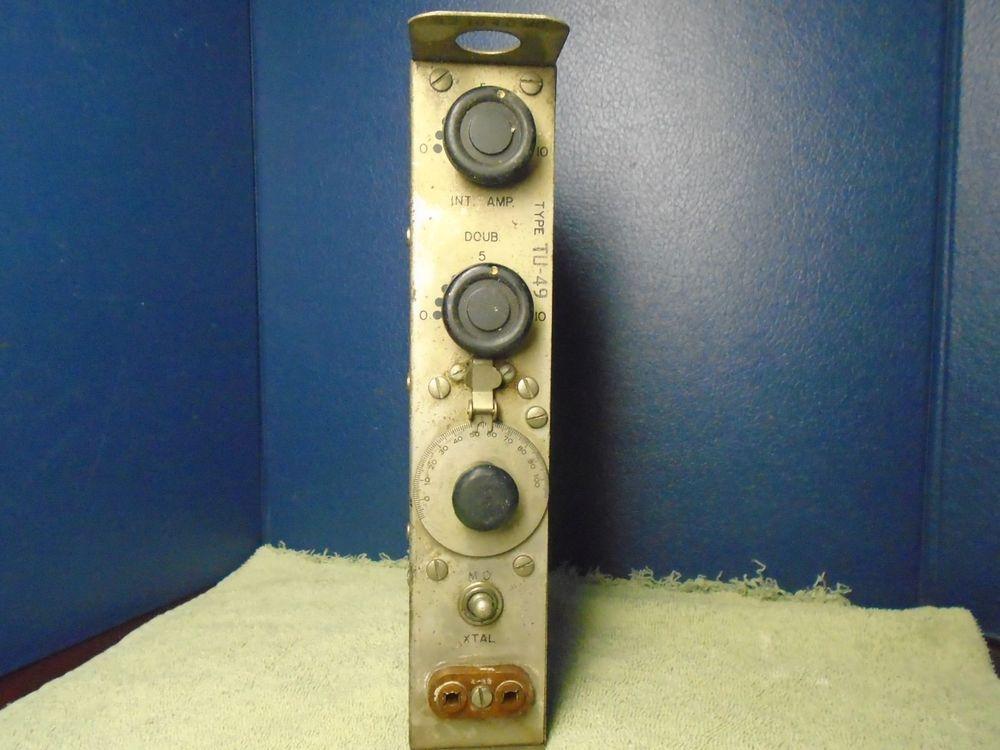 Vintage Military radio. Ham Radio. Vintage ham radio. Read ...