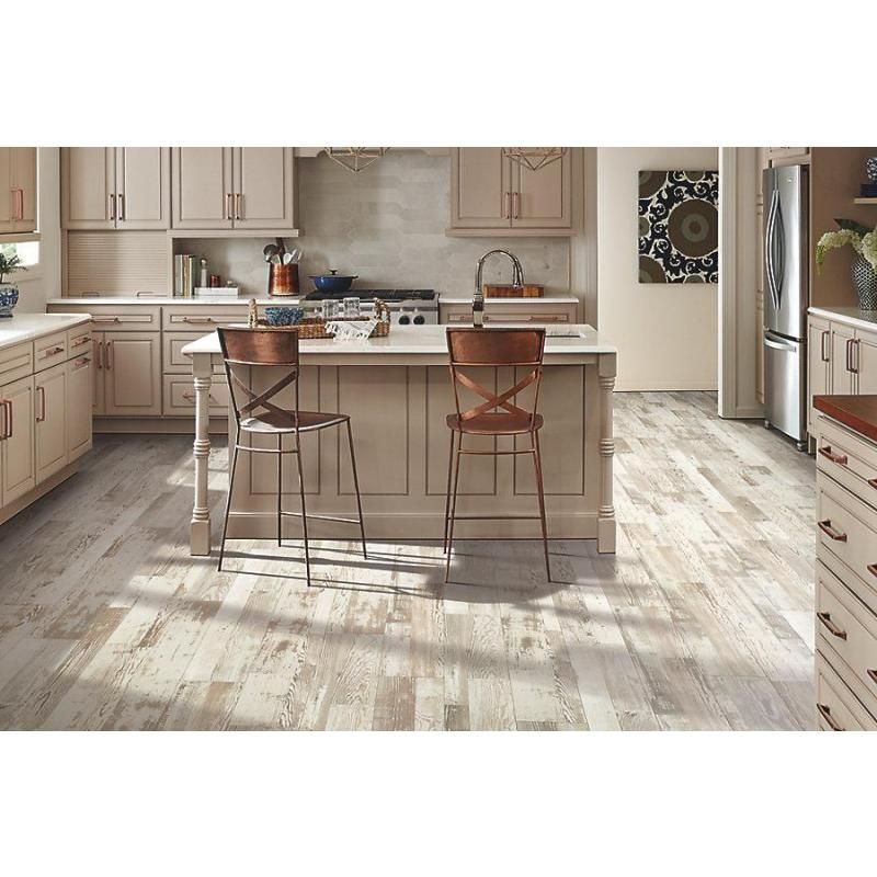 Floors To Your Home Mohawk Chalet Vista White Weathered Pine 7 48