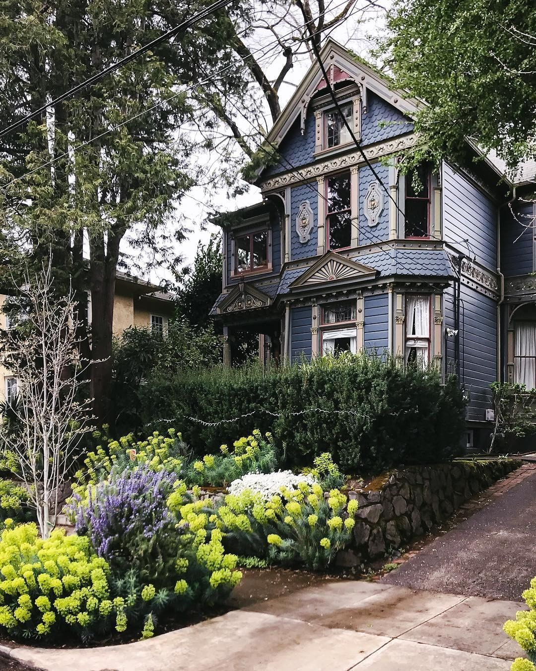 Walking Through Portland Is Like Walking Through A Storybook The