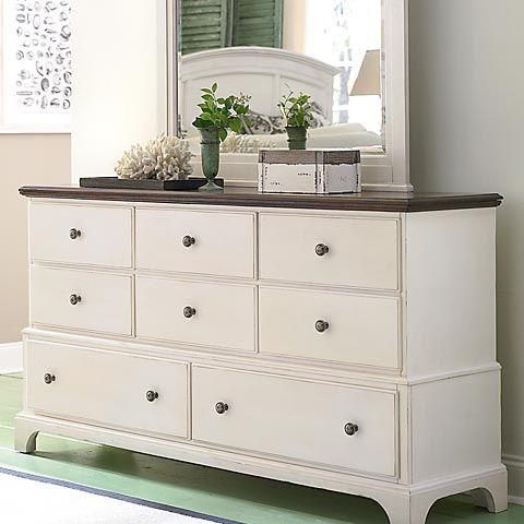 Aspen Grove Dresser At D Noblin Furniture...Aspen Grove Offers A Balanced  Design
