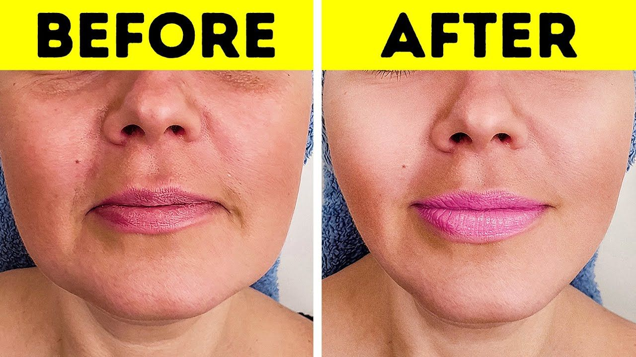 A 5-Minute Japanese Massage to Tone Up Your Face M