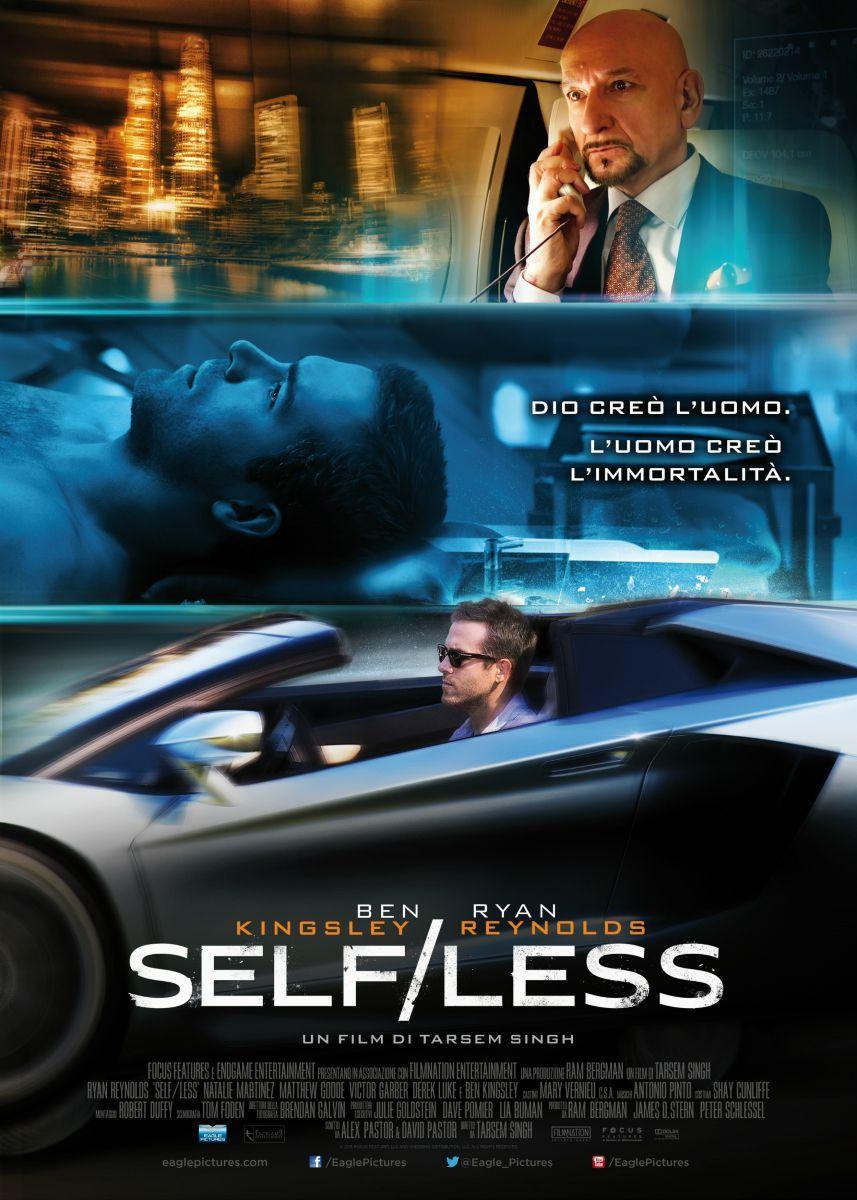 Selfless, scheda del film di Tarsem Singh con Ryan Reynolds e Ben ...