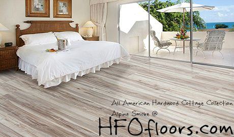 All American Hardwood Archangel Cottage Collection Alpine Smoke 12 3mm Laminate