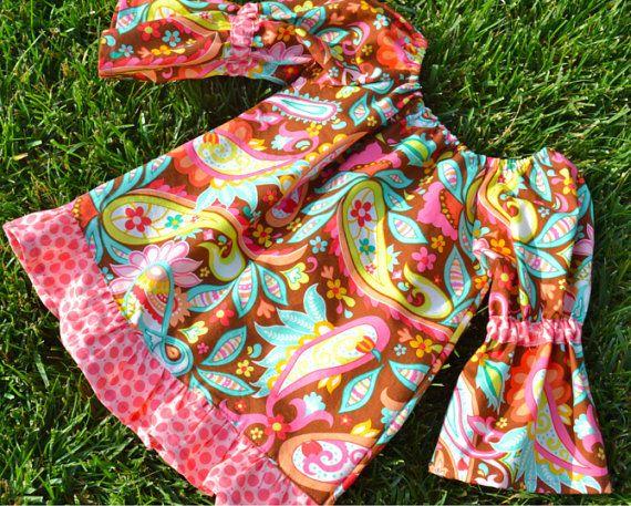 Girls Dress Pattern PDF sewing pattern...The Reese Peasant Dress...baby, girls, easy, 9m-12. $6.00, via Etsy.