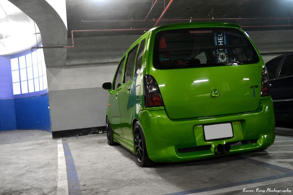 Little Monster Mobil