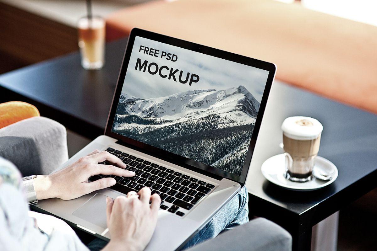 Feminine iMac Workstation Mockup | Pinterest