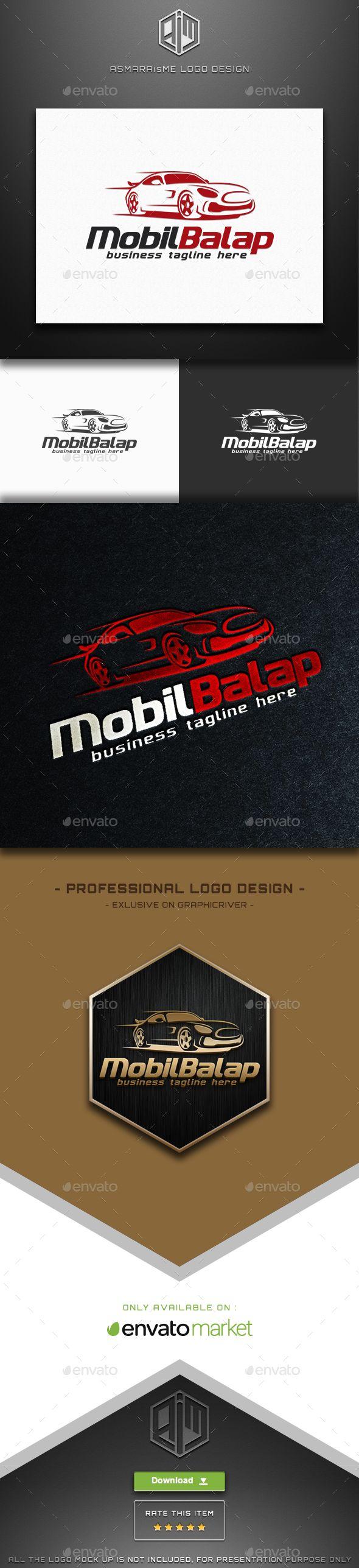 Mobil Balap Race Car Logo Car Logos Race Cars Logos