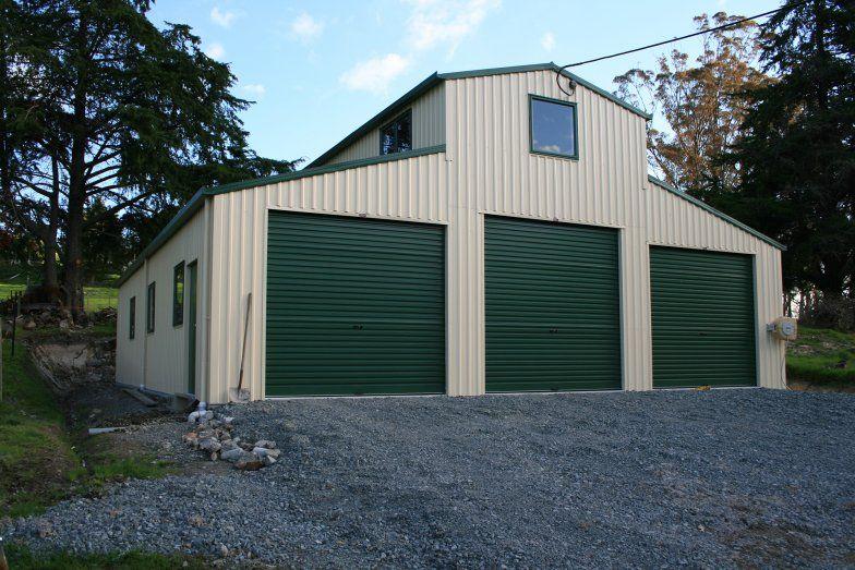 garages Shed, American barn, Roller doors