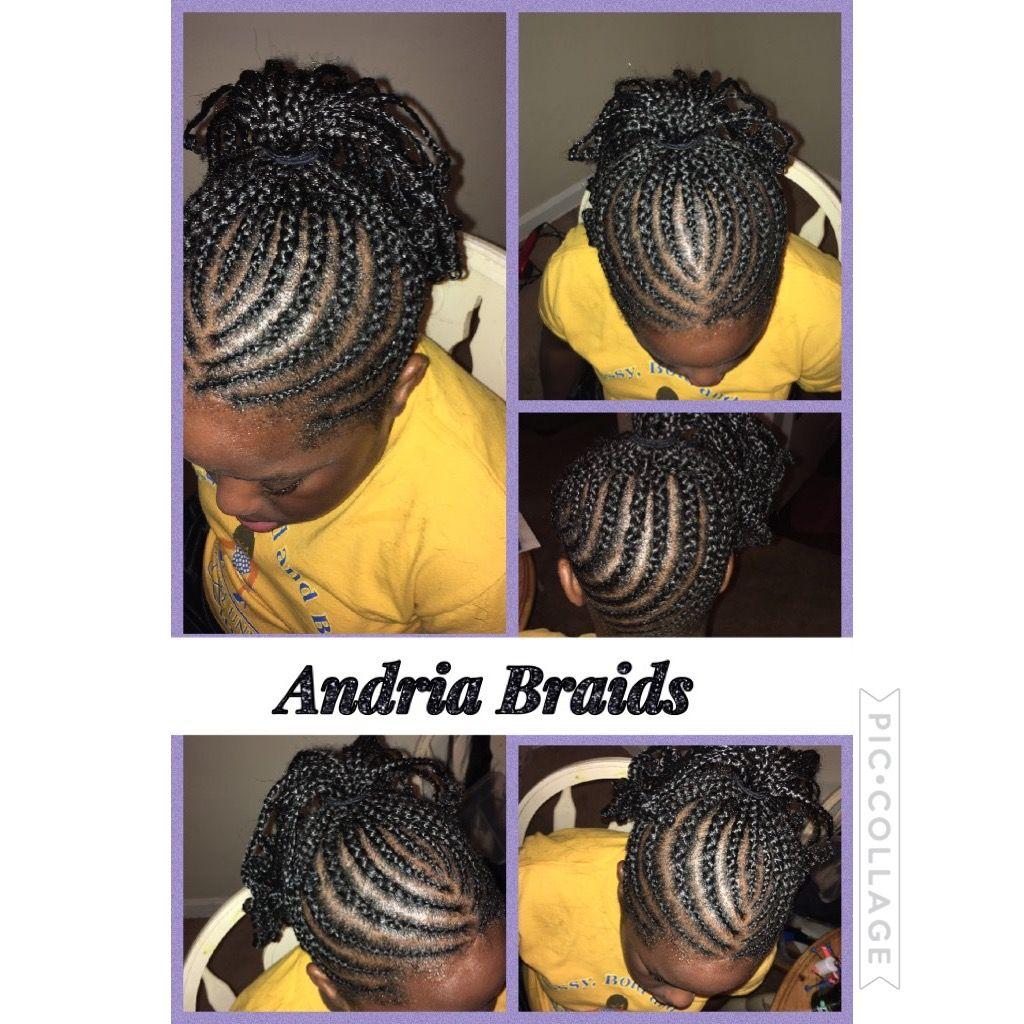Simple braided ponytail my styles pinterest ponytail