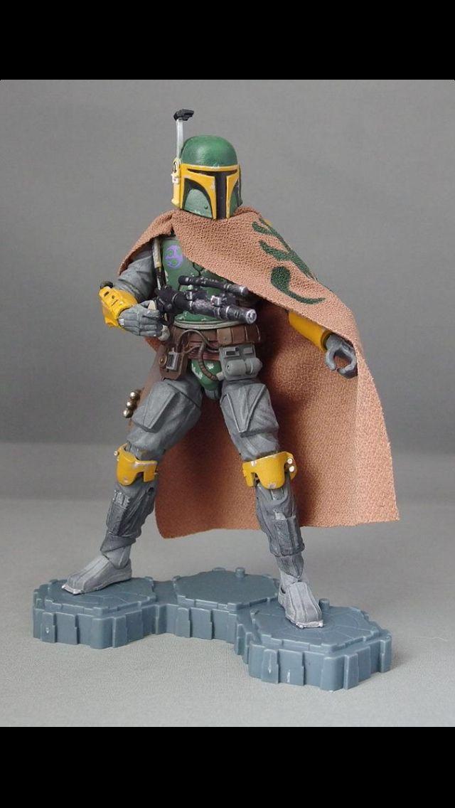 "Custom Star Wars The Mandalorian v2 Helmet Black Series 6"" 1//12"