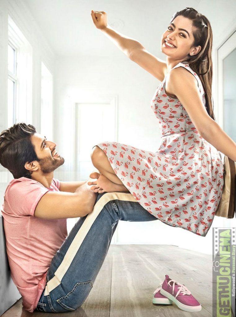 Geetha Govindam Movie Hd Gallery Wedding Couple Poses