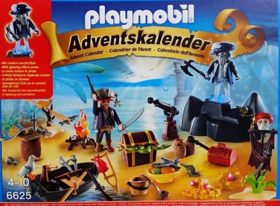 Weihnachtskalender Angebote.Ebay Angebot Weihnachtskalender Playmobil 6625 Piratenschatzinsel