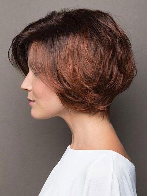 17.Short-Thick-Hair.jpg (500×667) | Haarschnitt kurz, Haarschnitt für dickes haar, Haarschnitt