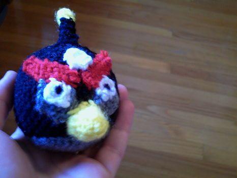 Tutorial Amigurumi Angry Bird : Angry birds pattern etsy