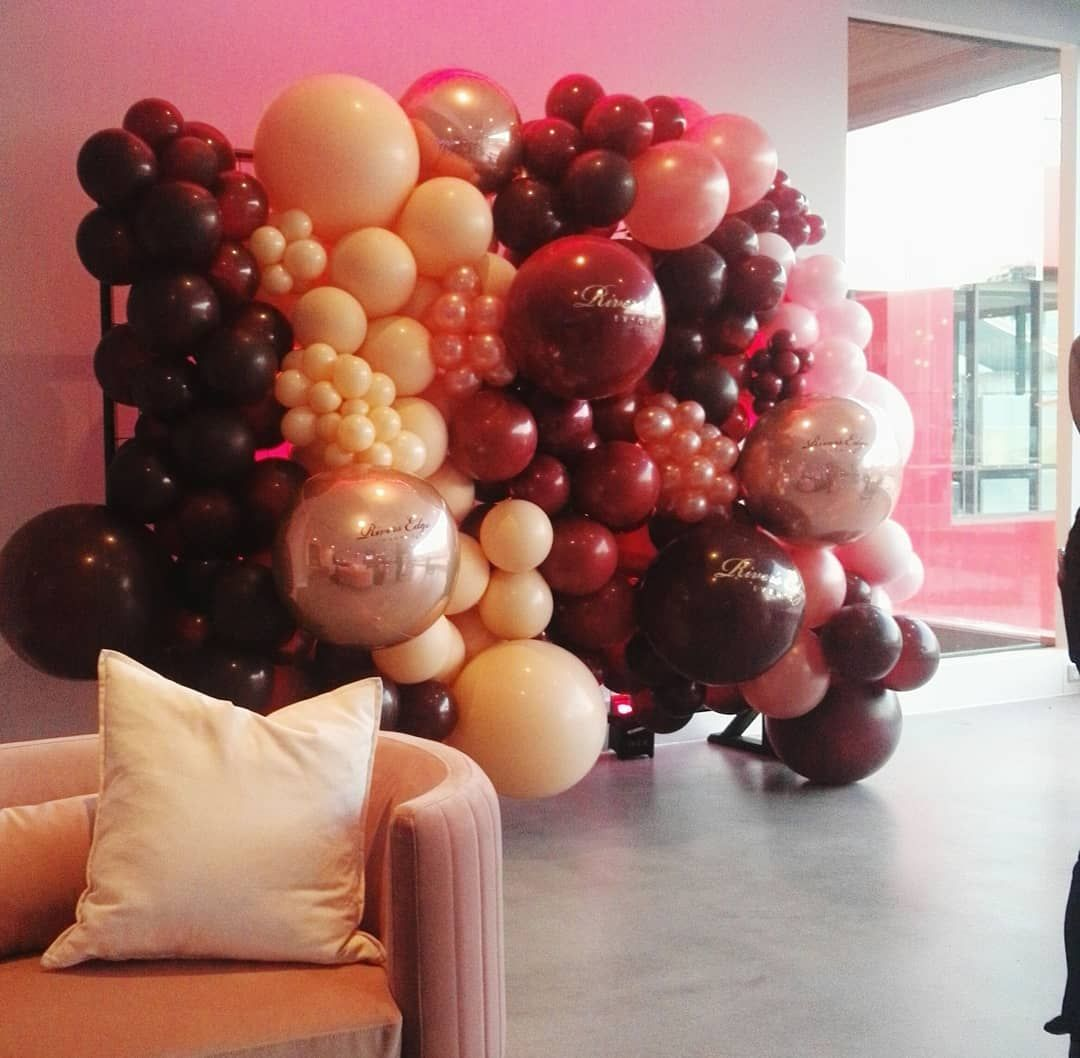 Bedazzled Parties On Instagram Our Bespoke Balloon Wall For