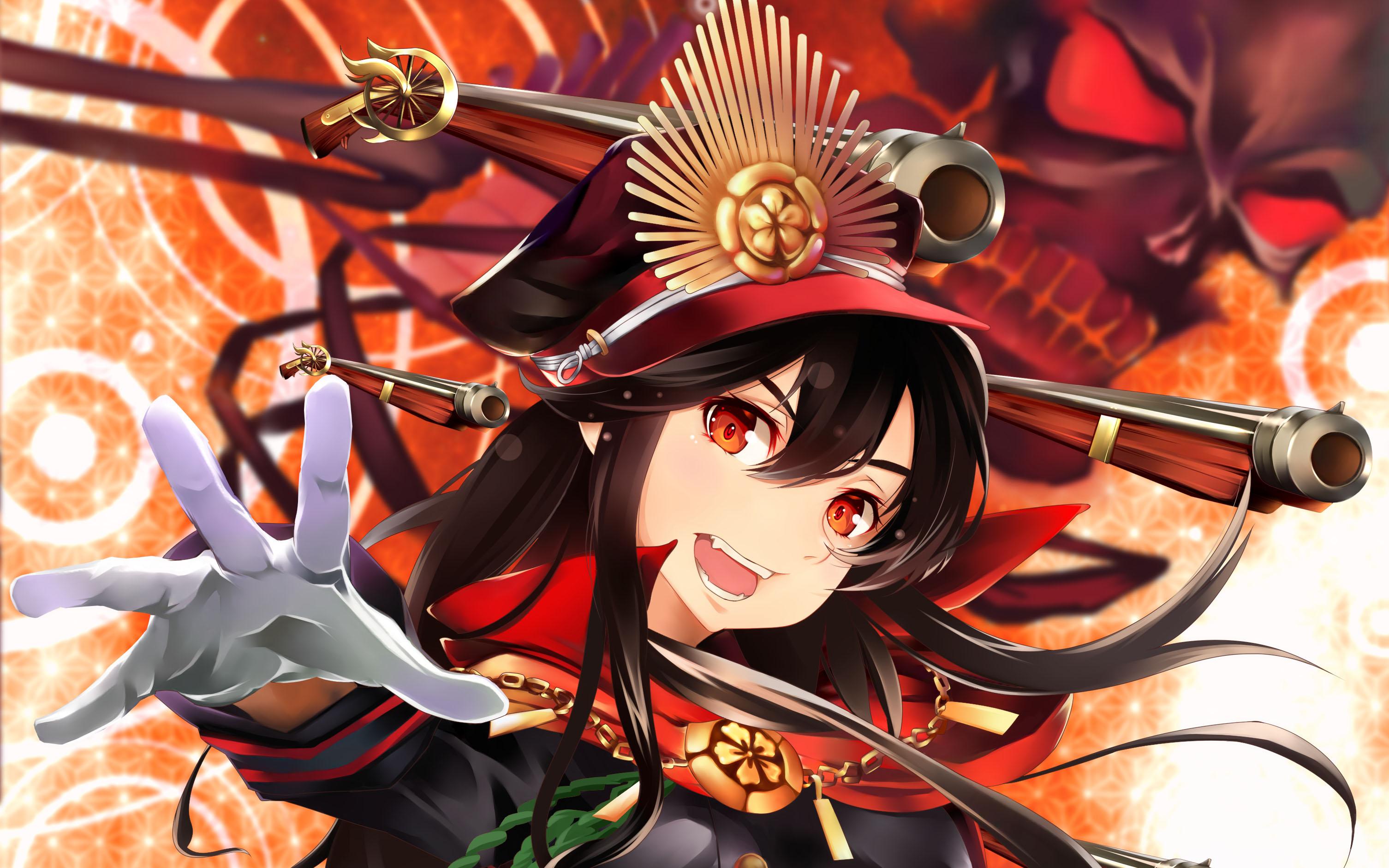 Anime Fate/Grand Order Oda Nobunaga Wallpaper