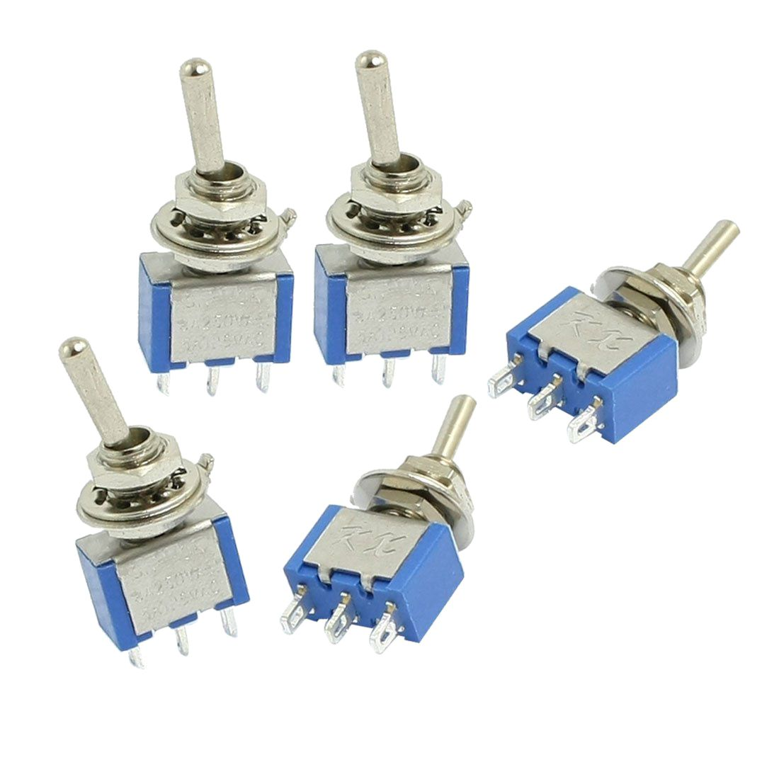 3 Pole Toggle Switch Wiring With Images Toggle Switch Switch