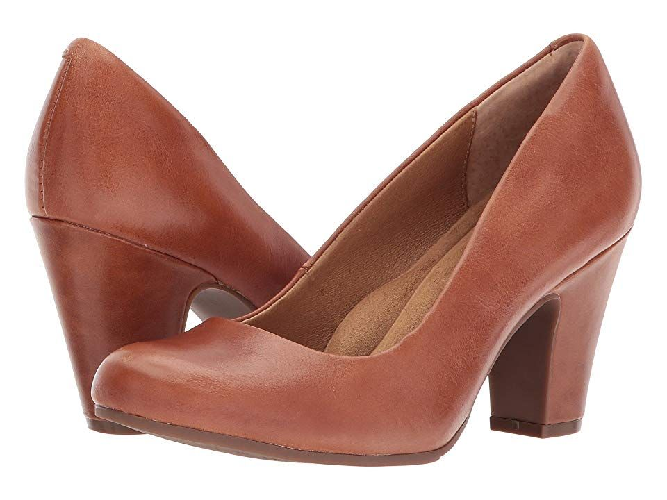 Sofft Madina Women's 1 2 inch heel Shoes Cork Montana in