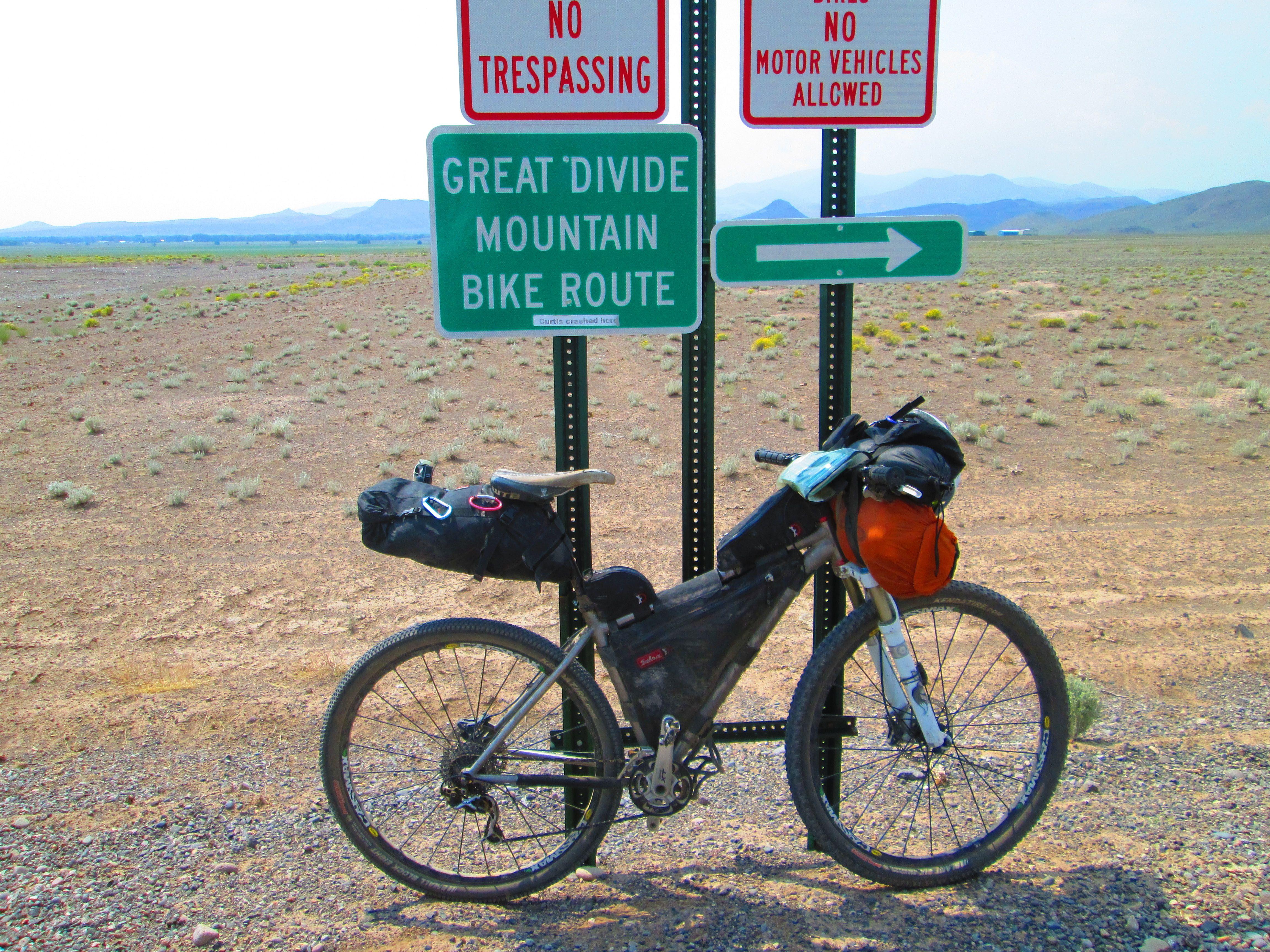 Great Divide Ride Mountain Biking Bikepacking Adventure Bike