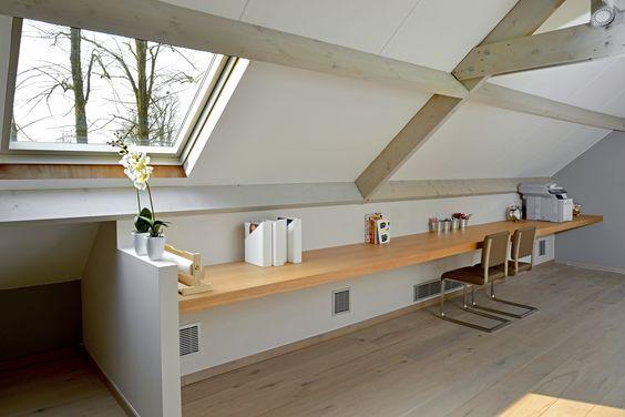 pin von rachel dyess auf modern house pinterest dachschr ge dachausbau und dachgeschosse. Black Bedroom Furniture Sets. Home Design Ideas