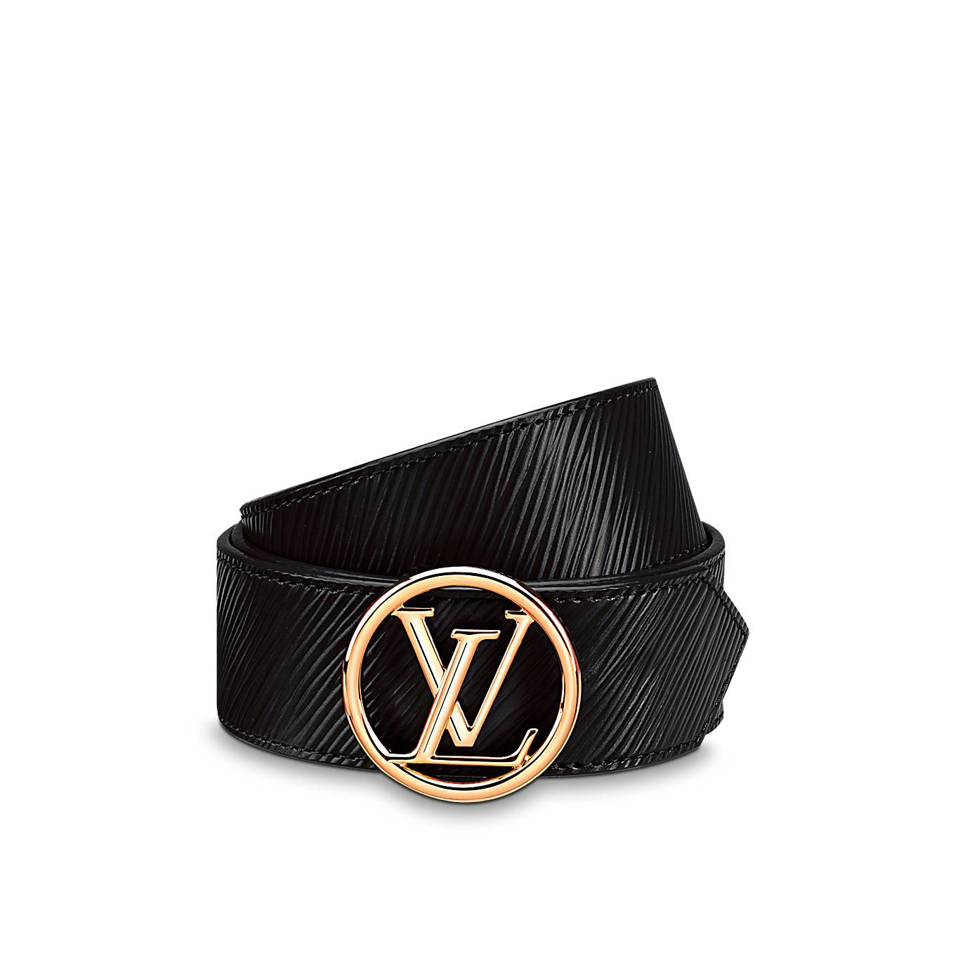 9e9d7fd6fe5 LV Circle 35mm Reversible Epi Leather in WOMEN's ACCESSORIES BELTS  collections by Louis Vuitton