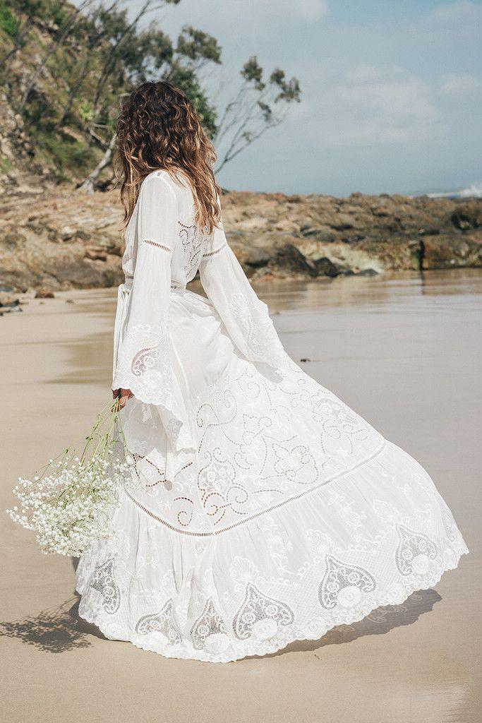 Wedding Dress Of The Week - The Gwendolyn Wrap Gown | Wedding dress ...
