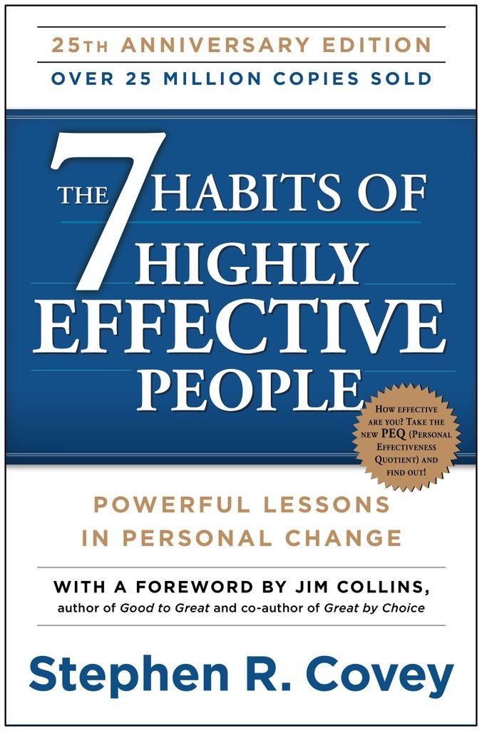 Photo of The 7 Habits of Highly Effective People