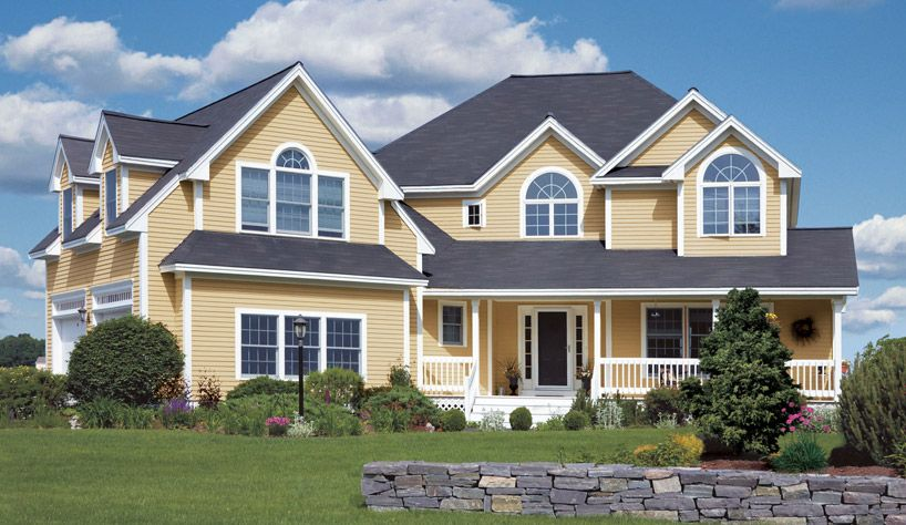 Home Exterior Siding exterior lap siding colors | white vinyl siding houses | exterior