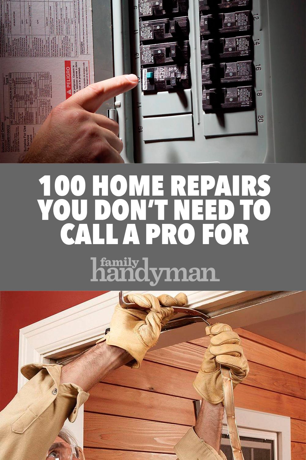 100 home repairs you dont need to call a pro for new smart